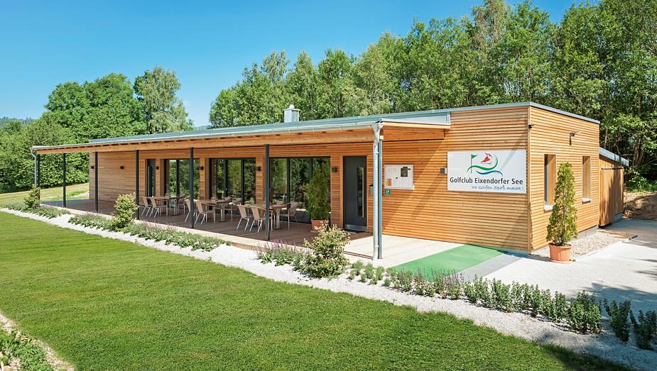 Gruber Objektbau - Referenz Golf Clubhaus Rötz