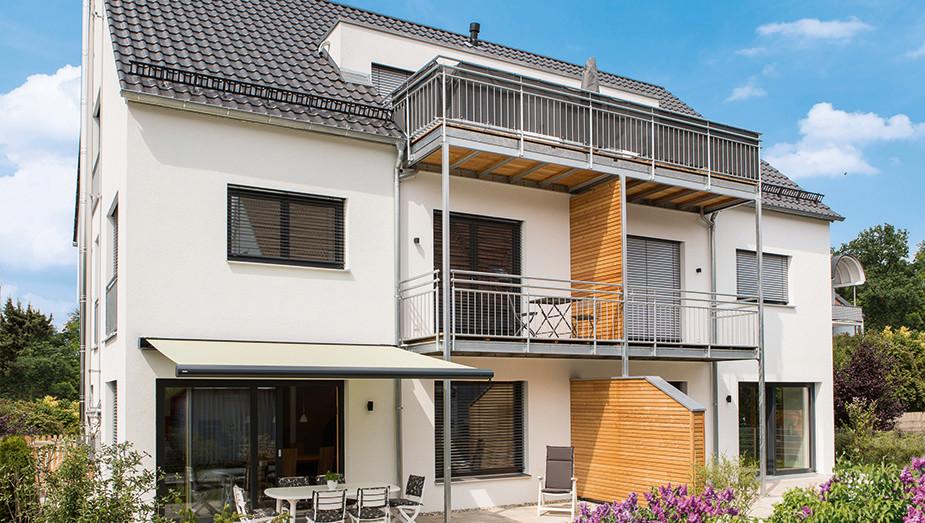 Produktportfolio Gruber Objektbau - Haus Bodensee Bild 1