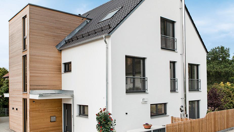 Produktportfolio Gruber Objektbau - Haus Bodensee Bild 2