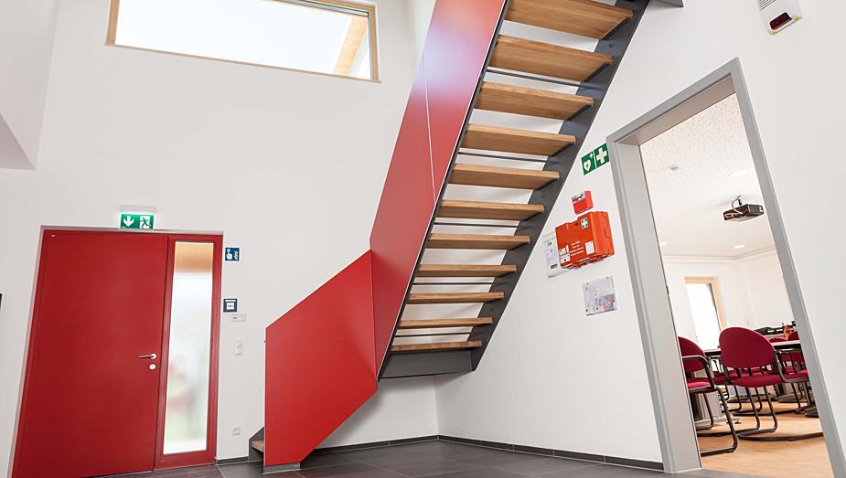 Produktportfolio Gruber Objektbau - DLRG Regensburg Bild 4