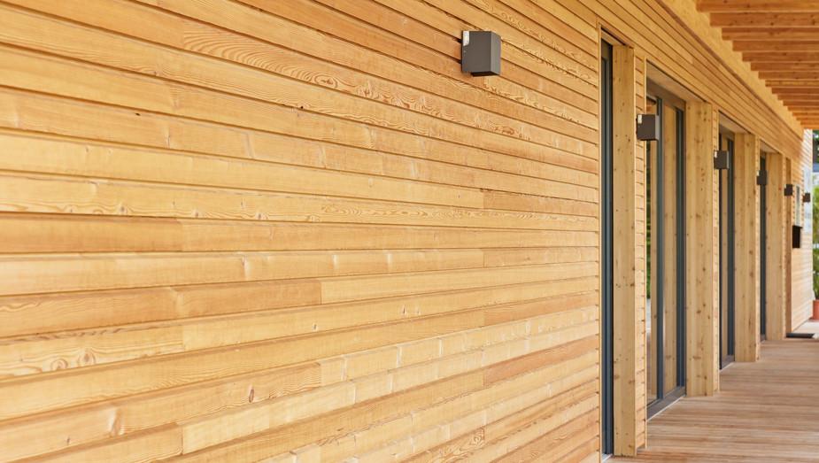 Produktportfolio Gruber Objektbau - Golf Clubhaus Rötz Bild 1
