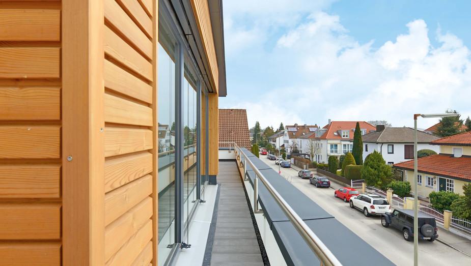 Produktportfolio Gruber Objektbau - Haus München Bild 3