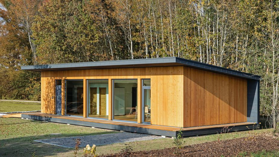 Produktportfolio Gruber Objektbau - Wood-Lounge Bild 1